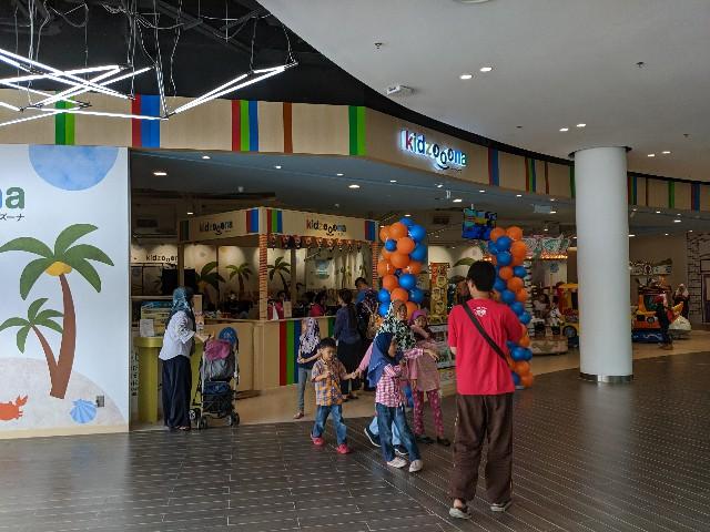 Kidzoona Terbaru Kini Dibuka Di Central I-City Shah Alam