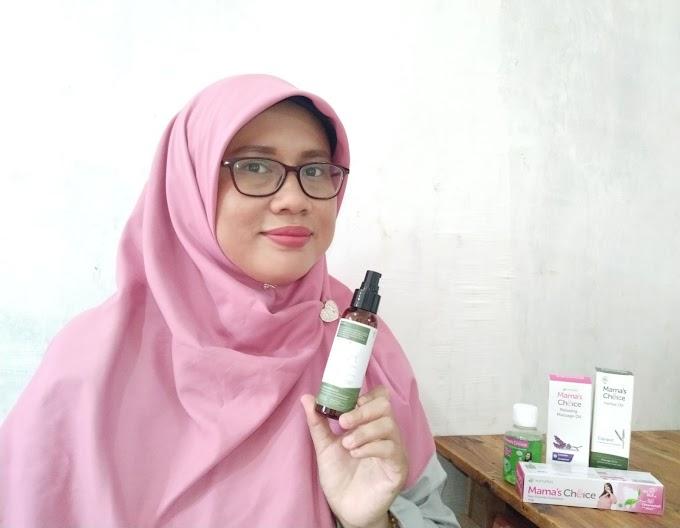 Mama's Choice Herbal Oil, Minyak Pijat Aman untuk Ibu Hamil dan Menyusui