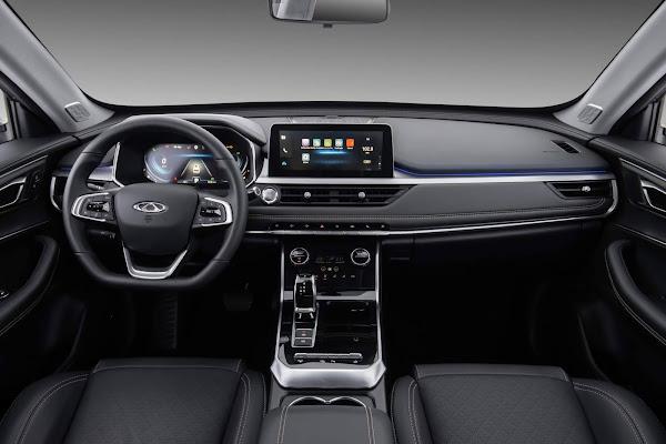 CAOA CHERY Tiggo 8 eleito melhor  SUV de 2020