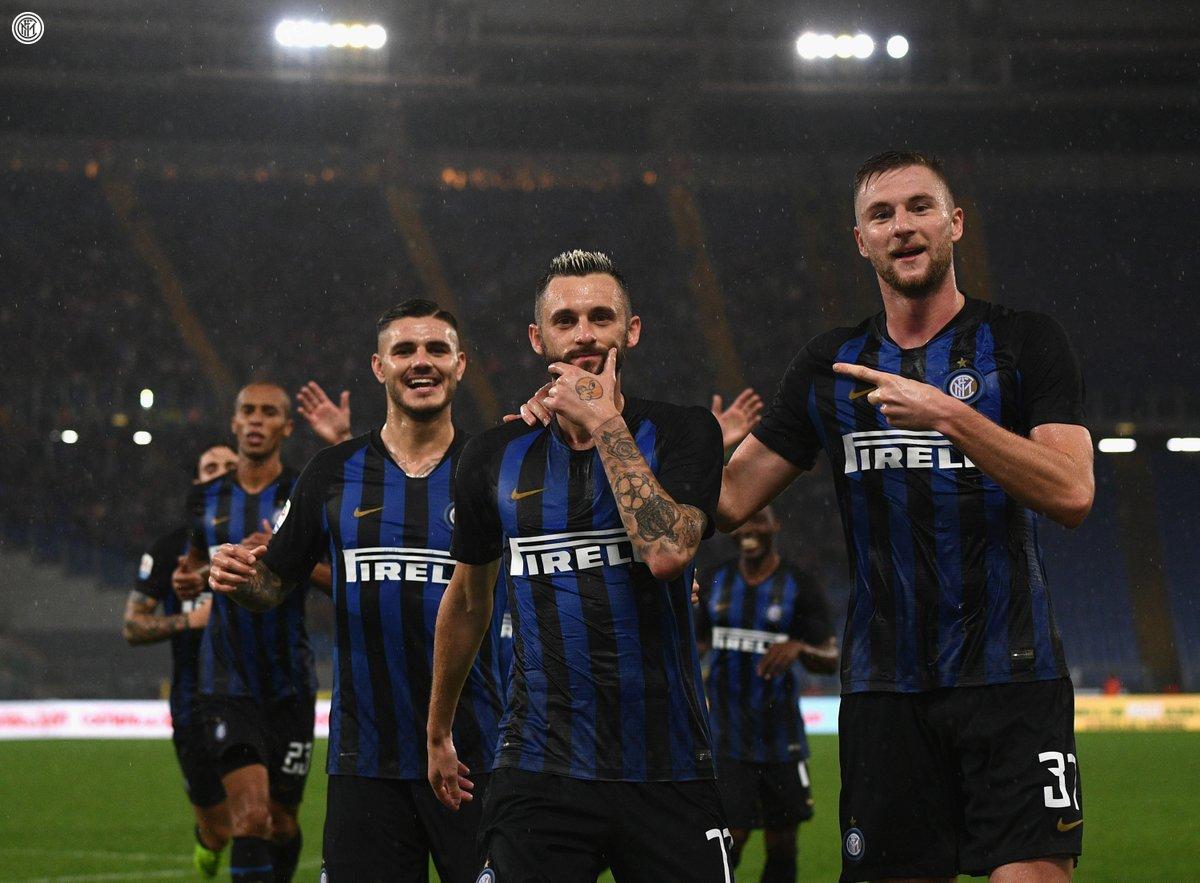 نتيجة مباراة انتر ميلان ولاتسيو بتاريخ 25-09-2019 الدوري الايطالي
