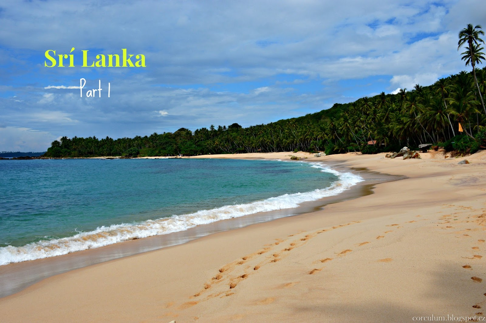 Srí Lanka i paraziták)