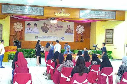 15 Finalis Jadi Duta Museum Lampung 2019
