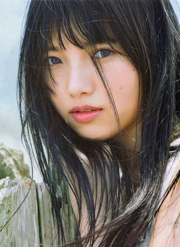 Uemura Rina 上村莉菜, B.L.T Graph 2017 Vol.21