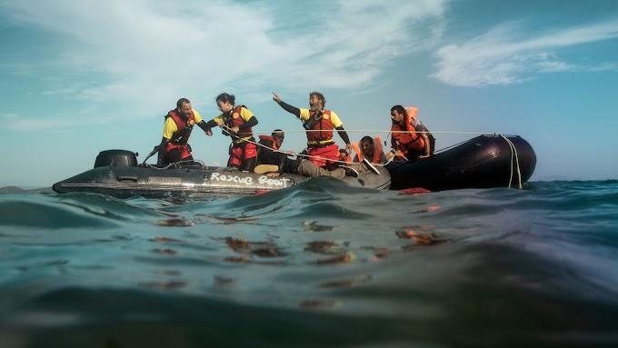Teaser tráiler de 'Mediterráneo' (2021)