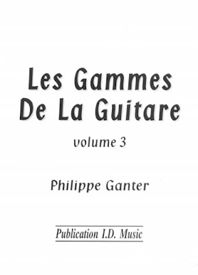 Les Gammes De La Guitare كتاب تعليم الجيتار