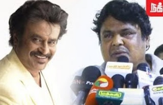 Mansoor Ali Khan controversial talk about Rajinikanth