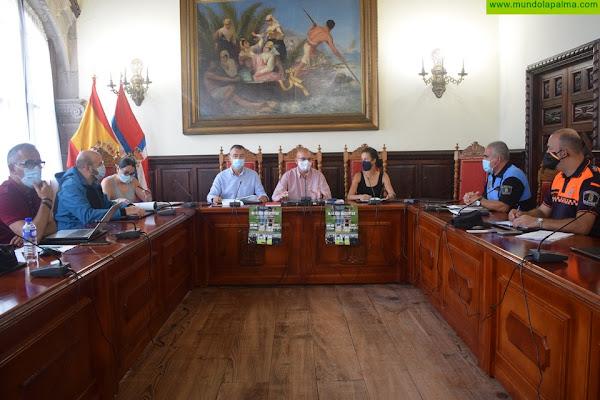 Santa Cruz de La Palma ultima la seguridad de las Jornadas 'Más Que Mascotas'