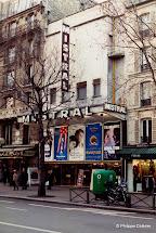 Cin-faades Gaumont-mistral Paris 14