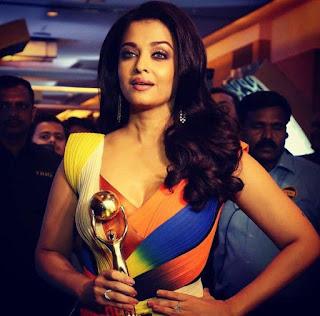 Aishwarya Rai at Hello Hall of Fame Awards 2016