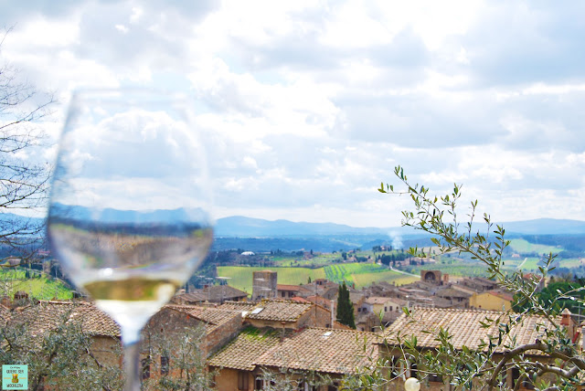 Vino Vernaccia de San Gimignano