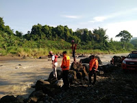 Hanyut Di Sungai Pupu, Temanggung, Pencarian Susanti Diperluas Sampai Kendal