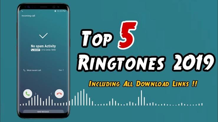 new mobile call ringtone download