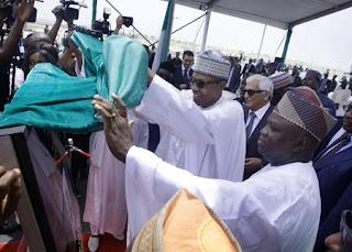 ambode and buhari