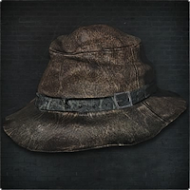 Rumpled Yharnam Hat