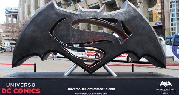 Emblemas DC Madrid