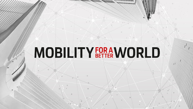 Porsche  'Mobility for a Better World'