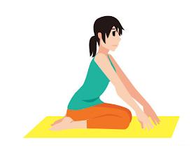 放鬆腰大肌促排毒!30秒瑜珈消腫解便秘