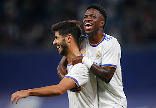 Crónica Real Madrid 6 Mallorca 1: Festín blanco para recuperar el liderato