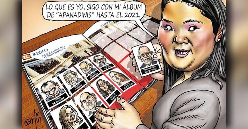 Carlincaturas Lunes 26 Marzo 2018 - La República