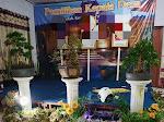 Berikan Rasa Nyaman, TPS Disulap Bagai Kebun Bonsai