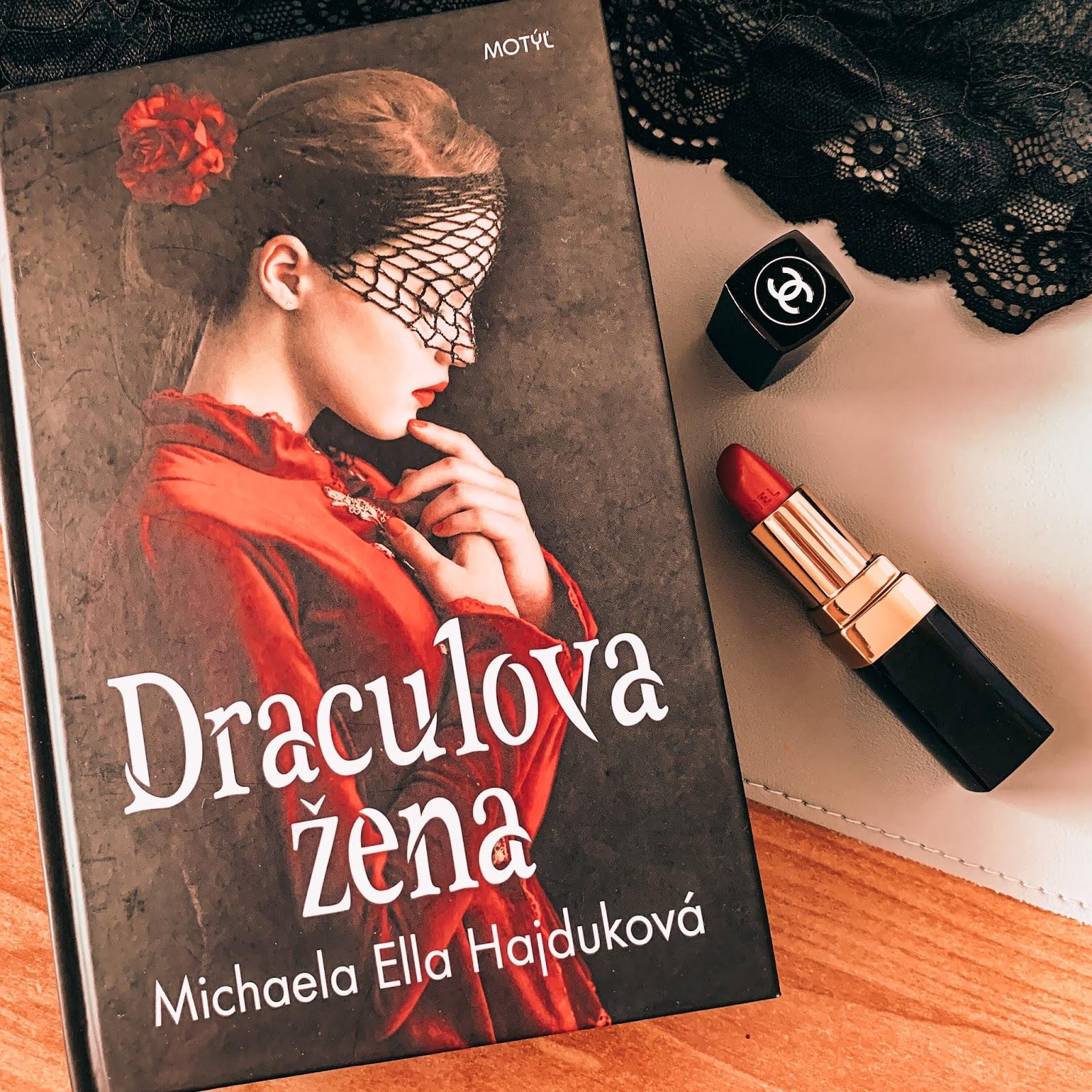 Draculova žena kniha recenzia