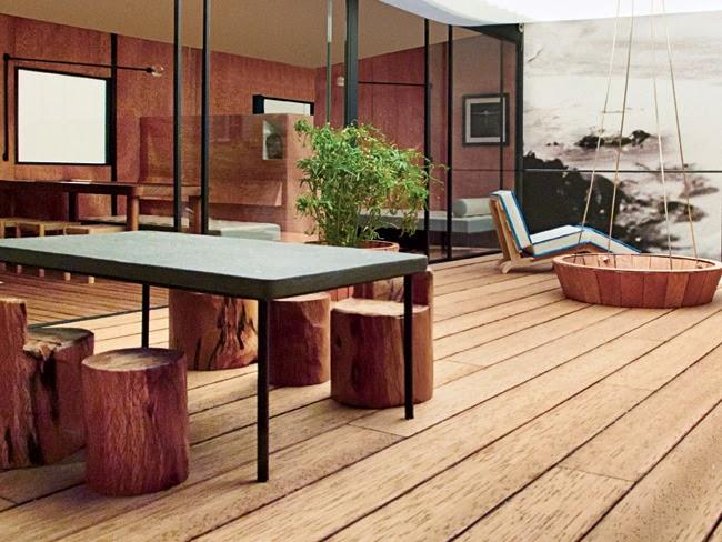 lausnotebook la maison au bord de l eau perriand vuitton. Black Bedroom Furniture Sets. Home Design Ideas