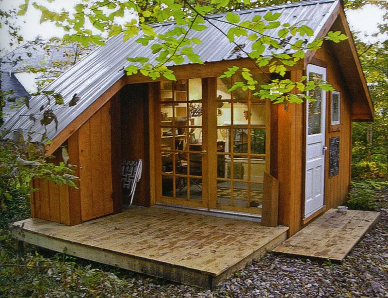 Tiny Home Designs: Honey I Shrunk The House: Tiny Homes By Lloyd Kahn
