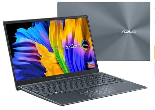 ASUS UX325EA-ES71 ZenBook 13 Ultra-Slim Laptop