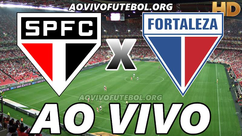 São Paulo x Fortaleza Ao Vivo HD Premiere
