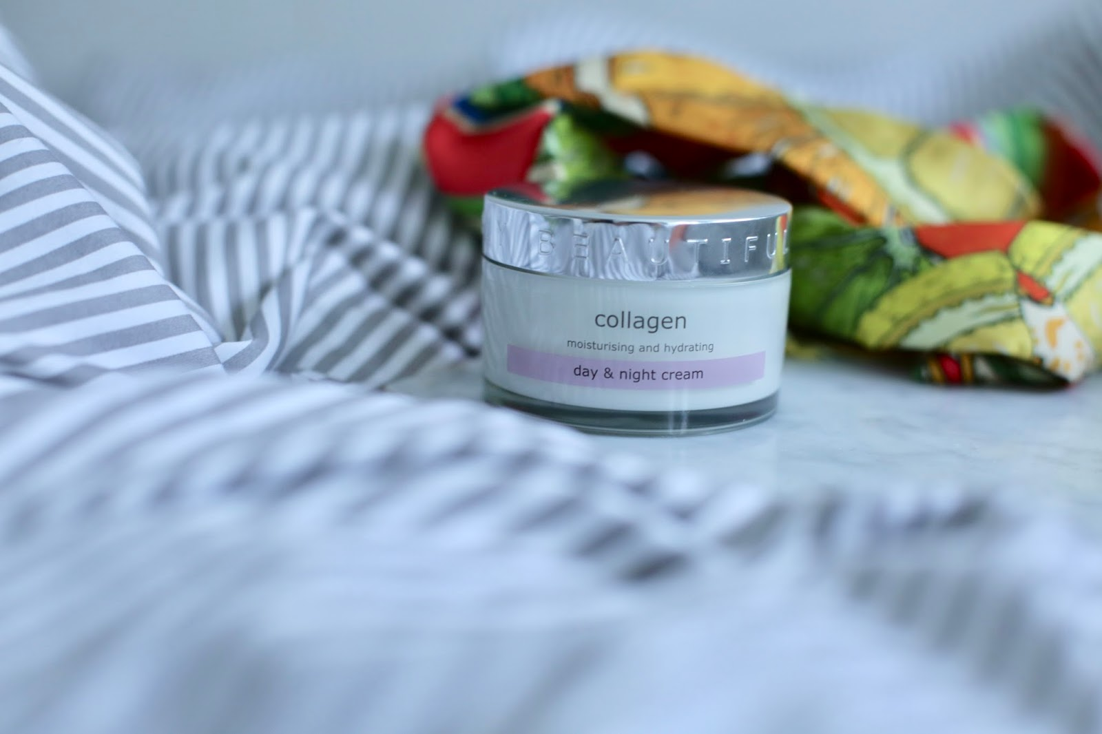 sbc collagen day and night cream