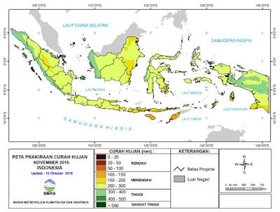 Tipe Iklim Indonesia: Af