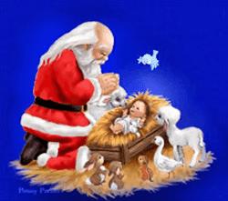 Terra-Papai-Noel-Jesus