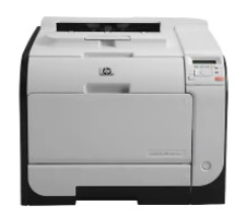 HP LaserJet Pro 400 color M451nw mise à jour pilotes imprimante