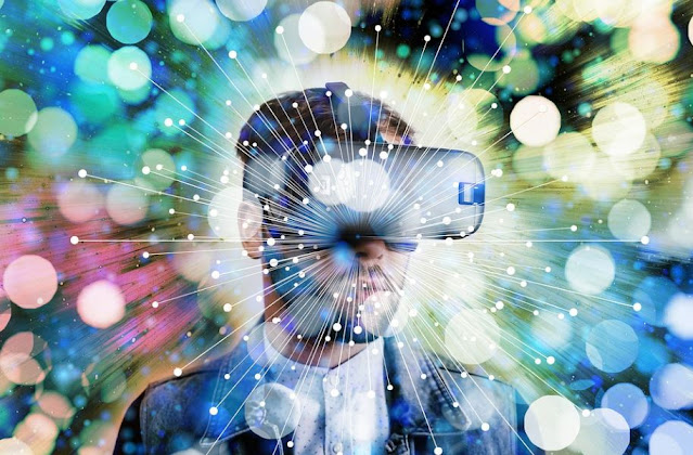 areas of virtual reality application industries using vr technology