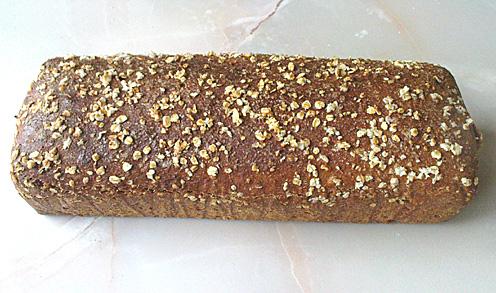Chleb razowy pszenno - orkiszowy