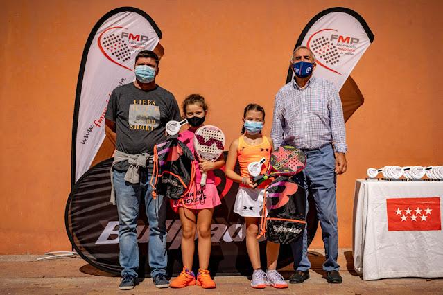 Éxito del Torneo de Menores FMP Bullpadel