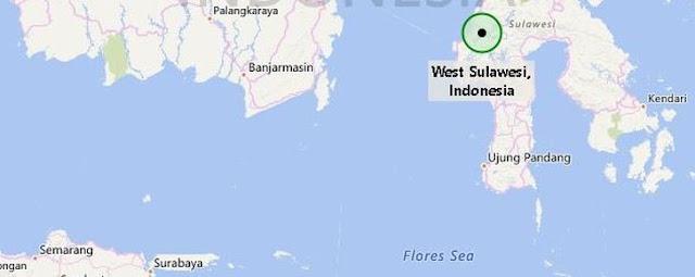 Daftar Kabupaten dan Kota di Provinsi Sulawesi Barat dan Profil Provinsi Sulawesi Barat