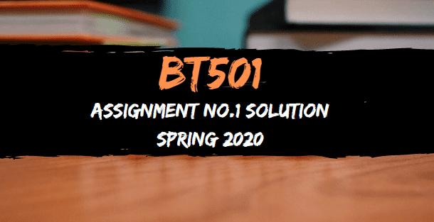BT501