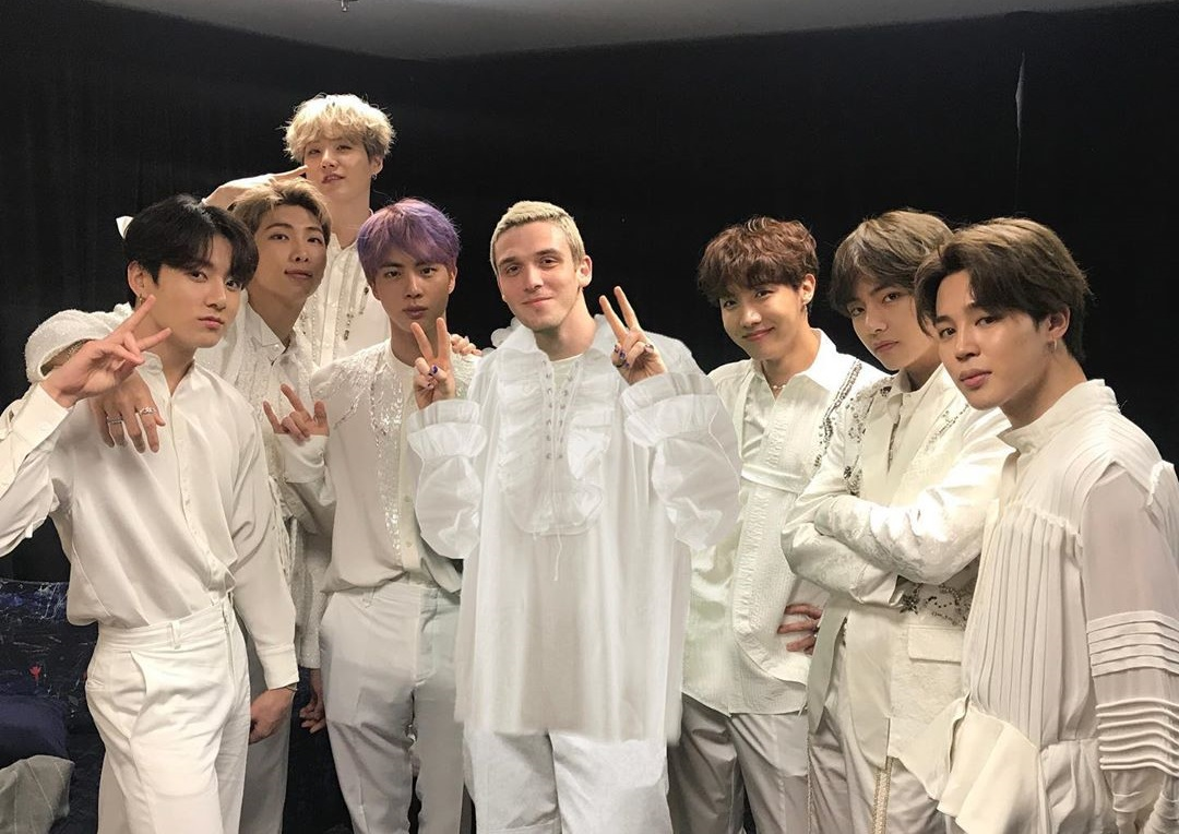 BTS Will Release 'Make It Right' Acoustic Version with Lauv