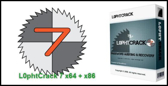l0phtcrack 7 portable