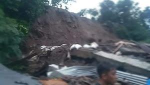 Banjir dan Tanah Longsor di Kota Manado, Lima Orang Tewas Ratusan Orang Mengungsi