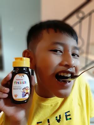 pentingnya multivitamin untuk anak