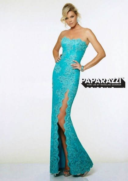 50b6dff452 Prom Dresses by french novelty  2015 Paparazzi by Mori Lee Prom ...