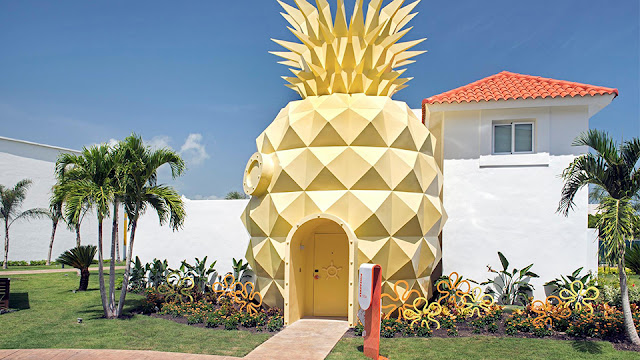 Pineapple House for rent