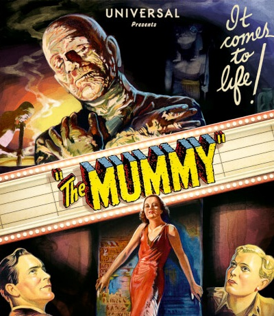 The Mummy [1932] [DVDR] [NTSC] [Latino]