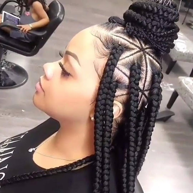 2019 Pretty Braiding Styles You Can't Ignore