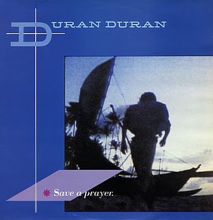 Duran Duran - Save a Prayer okładka singla