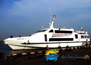 kapal cepat semarang karimunjawa