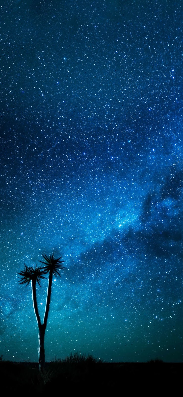 Night iPhone X 4K Wallpapers