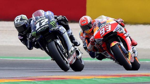 MotoGP Di Thailand Membuat Marquez Kecelakaan Hebat Dan Vinales Kuasai FP1